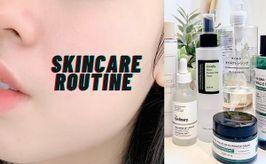 Skincare routine là gì? Quy trình skincare routine cơ bản cho người mới bắt đầu