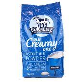 Sữa tươi dạng bột Devondale nguyên kem của Úc