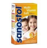 Multi vitamin Sanostol số 3 (3-6 tuổi)