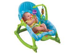 Ghế rung Fisher Price W2811 cho bé 0-4 tuổi