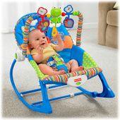 Ghế rung Fisher Price X7033 cho bé 0-3 tuổi
