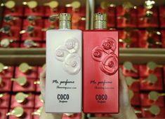 Sữa tắm Coco Perfume Charming Shower 800ml