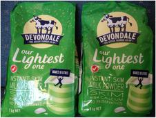 Sữa tươi nguyên kem Devondale (tách béo dạng bột)