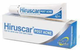 Hiruscar Post Acne - kem hỗ trợ cải thiện sẹo hiệu quả
