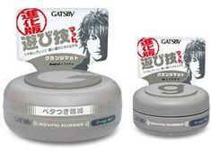 Sáp vuốt tóc Gatsby Nhật bản Moving Rubber Grunge Mat