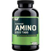 Superior Amino 2222 - viên uống tăng cân, tăng cơ