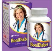 BoniDiabet - Hỗ trợ phòng ngừa biến chứng bệnh tiểu đường