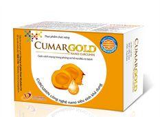 Cumargold - Hỗ trợ điều trị viêm loét dạ dày hộp 30 viên