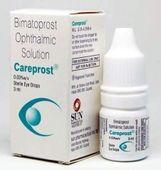 Dưỡng mi Careprost hỗ trợ mi mọc dài và dày từ Ấn Độ