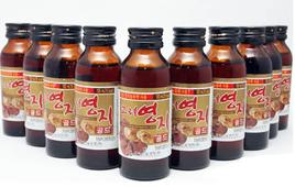 Nước uống linh chi Hàn Quốc 100 chai x 100ml
