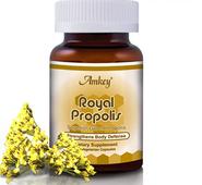 Keo ong Royal Propolis Amkey tăng sức đề kháng cơ thể 60 viên