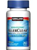 Viên chống dị ứng Kirkland Signature Allerclear của Mỹ