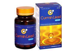 Curmin lead hỗ trợ trị đau dạ dày, viêm loét dạ dày