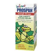 Tinh chất chữa ho Prospan Úc 20ml cho trẻ từ sơ sinh