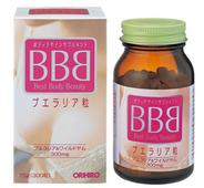 Viên uống nở ngực bbb orihiro Nhật Bản 300 viên