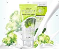 Kem trắng da bông cải xanh Ladykin Hàn Quốc 100ml