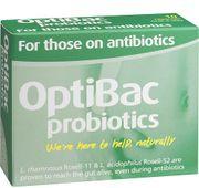 Men vi sinh Optibac cho bé dùng kháng sinh của Anh