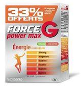 Force G Power Max bổ sung năng lượng, tăng đề kháng