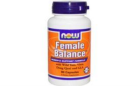 Female Balance Now cân bằng nội tiết nữ hộp 90 viên