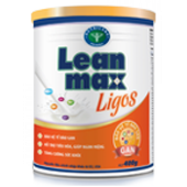 Sữa Lean Max Ligos dinh dưỡng bổ sung cho người bệnh gan