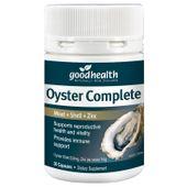 Tinh chất hàu Oyster Complete 30 viên tăng cường sinh lý nam