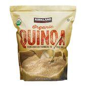 Hạt Quinoa hữu cơ Kirkland của Mỹ 2.04 Kg