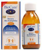 Men vi sinh Biocare của Anh cho bé từ 6 tháng