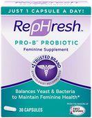RepHresh Pro-B Probiotic - Viên bổ sung lợi khuẩn âm đạo