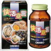 Tinh chất hàu, tỏi, nghệ Orihiro của Nhật