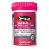 Vitamin tổng hợp cho thiếu nữ Swisse Teenage Women