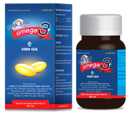 Omega 3 Vinh Gia bổ sung DHA và EPA