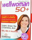 Vitamin tổng hợp cho phụ nữ trên 50 tuổi Wellwoman 50+