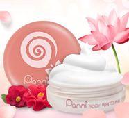 Kem dưỡng trắng da Panni Body Whitening Cream