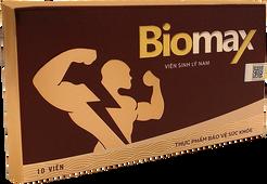 Viên sinh lý nam BioMax tăng cường sinh lý nam giới