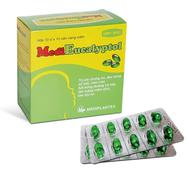 Thuốc điều trị ho Medi Eucalyptol ( 10 vỉ x 10 viên/ hộp)