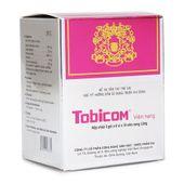 Thuốc điều trị nhức mỏi mắt và quáng gà Tobicom Cap