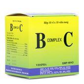 Thuốc dự phòng thiếu các Vitamin nhóm B, nhóm C B Complex C