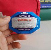 Thuốc chống say tàu xe Vomina