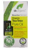 Tinh dầu tràm trà Dr.Organic kiềm dầu, hỗ trợ cải thiện mụn 10ml