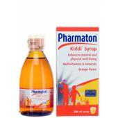 Pharmaton Kiddi bổ sung Vitamin, tăng cường đề kháng cho trẻ