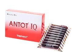 Antot IQ Traphaco hộp 20 ống x 10ml