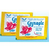 Thuốc bột vệ sinh phụ nữ Gynopic gói 5g