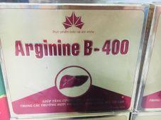 Viên uống Arginine B- 400 vỉ 5 viên