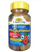 Kẹo Kids Smart Omega 3 Fish Oil Nature's Way 50 viên của Úc