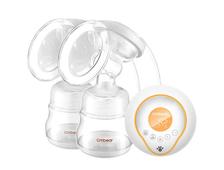 Máy hút sữa điện đôi CMbear hỗ trợ mát xa kích sữa