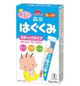 Morinaga số 0 dạng thanh - Sữa cho bé từ 0 đến 12 tháng tuổi