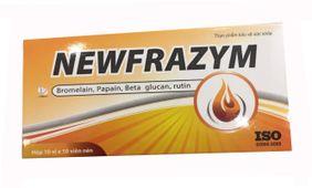 Viên uống Newfrazym vỉ 10 viên nén