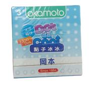 Bao cao su Okamoto Dot de Cool