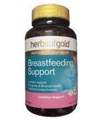 Herbs of Gold Breastfeeding Support - Viên uống lợi sữa của Úc