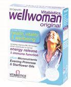 Vitamin tổng hợp cho nữ Wellwoman Original của Anh
